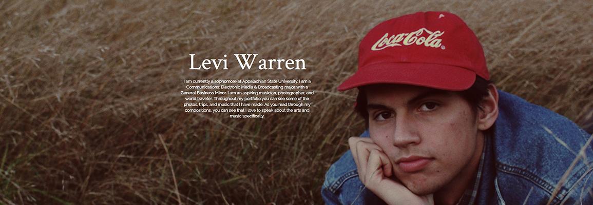 Levi Warren